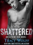 Book Cover Image. Title: Shattered:  An Extreme Risk Novel, Author: Tracy Wolff