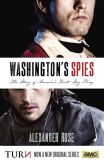 Book Cover Image. Title: Washington's Spies:  The Story of America's First Spy Ring, Author: Alexander Rose