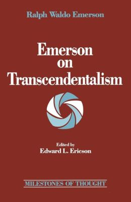 Emerson on Transcendentalism