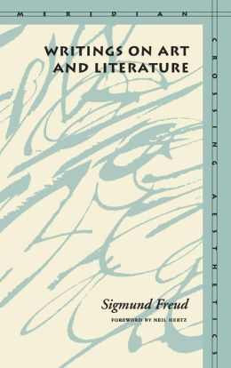 Writings on Art and Literature (Meridian: Crossing Aesthetics Series)