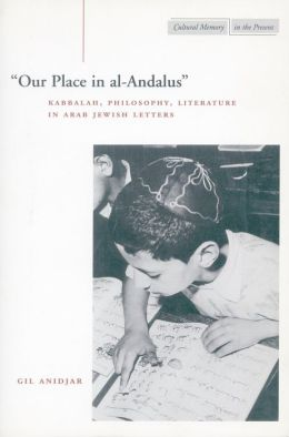 Our Place in al-Andalus: Kabbalah,Philosophy, Literature in Arab Jewish Letters(Cultural Memory in the Present)