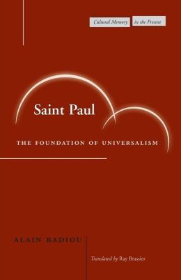 Saint Paul: The Foundation of Universalism