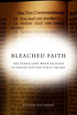 Bleached Faith: The Tragic Cost When Religion Is Forced Into the Public Square