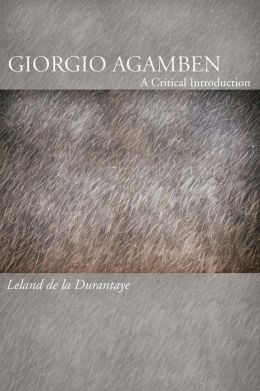 Giorgio Agamben: A Critical Introduction