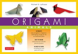 Origami Animals Kit: [Boxed Kit with 98 Folding Papers & Full-Color Book]