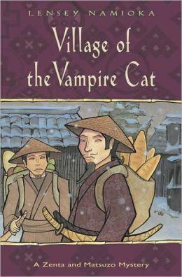 Village of the Vampire Cat (Zenta and Matsuzo Mystery Series)