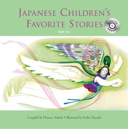 Japanese Children's Favorite Stories Book Two: CD Edition