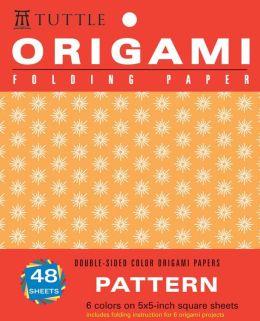 Origami Hanging Paper Pattern 5