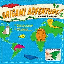 Origami Adventure! Kit