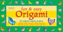 Fun & Easy Origami Kit: [Boxed Kit with 98 Folding Papers & 2 Full-Color Booklets]