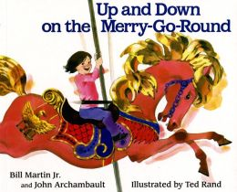 Up and down on the Merry-Go-Round