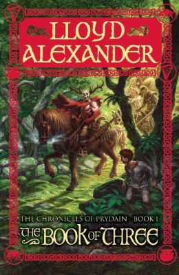 The Book of Three (Chronicles of Prydain Series #1)