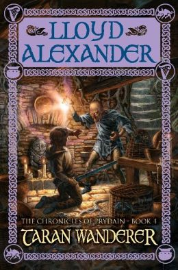 Taran Wanderer (Chronicles of Prydain Series #4)