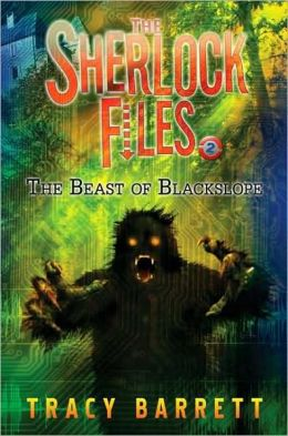 The Beast of Blackslope (The Sherlock Files Series #2)