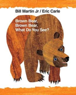 Brown Bear, Brown Bear, What Do You See? Anniversary Edition: Big Book