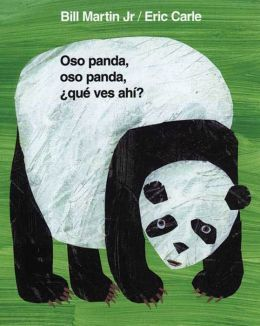 Oso pando, oso pando, que ves ahí? (Panda Bear, Panda Bear, What Do You See?)