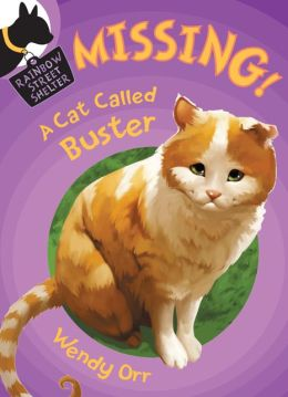 Missing! - A Cat Called Buster