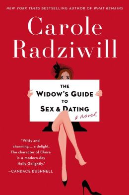 The widow's guide to sex and dating release