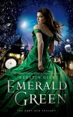 Book Cover Image. Title: Emerald Green, Author: Kerstin Gier