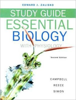 Study Guide for Essential Biology with Physiology Second Edition
