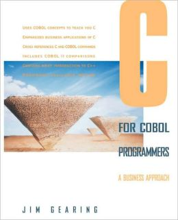 C For Cobol Programmers