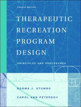 Therapeutic Recreation Program Design: Principles and Procedures