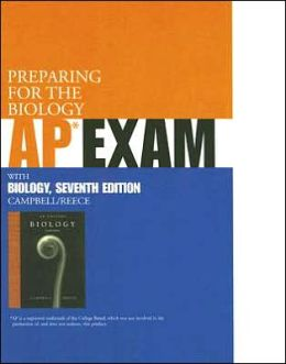 Preparing for the Biology AP Exam: With Biology, Seventh Edition
