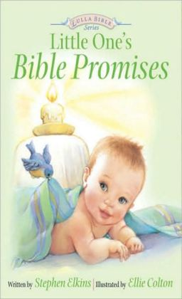 Little One's Bible Promises (LullaBible Series)