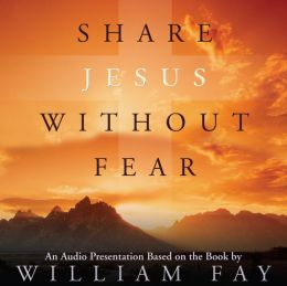 Share Jesus Without Fear (Audio CD)