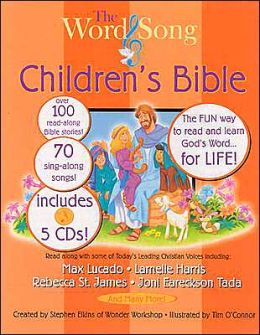 Word and Song Children's Bible