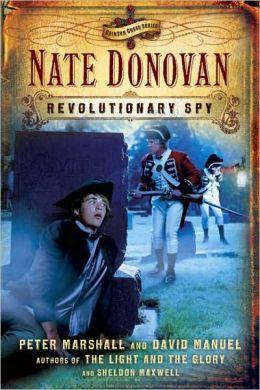 Nate Donovan: Revolutionary Spy