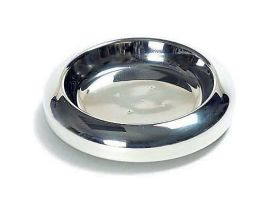 Silver Communion Tray Bread Insert