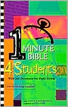 One-Minute Bible Devotions for Students: With 366 Devotions for Daily Living