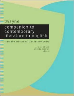 Twayne Companion to Contemporary Literature in English