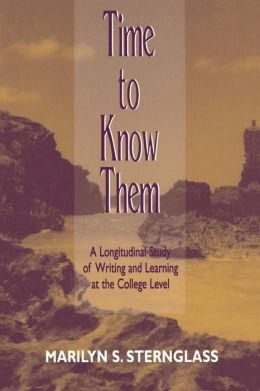Time to Know Them: A Longitudinal Study of Writing and Learning at the College Level
