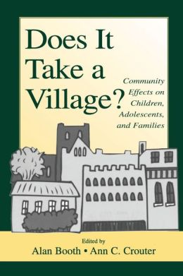 Does It Take A Village Pr