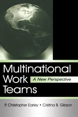 Multinational Work Teams Pr