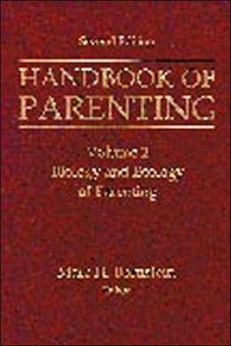 Handbook of Parenting: Biology and Ecology of Parenting