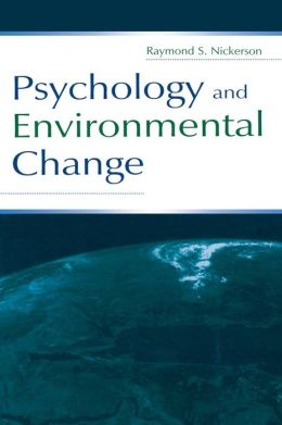Psychology Environmental Change Pr
