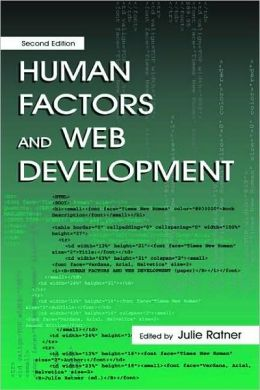 Human Factors and Web Development
