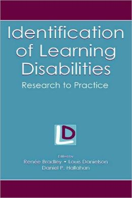 Identification of Learning Disabilities: Research to Policy