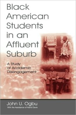 Black American Students Affluent P