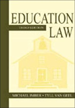 Education Law Third Edition