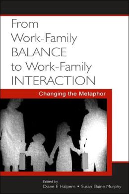 From WorkFamily Balance to WorkFamily Interaction Changing the Metaphor