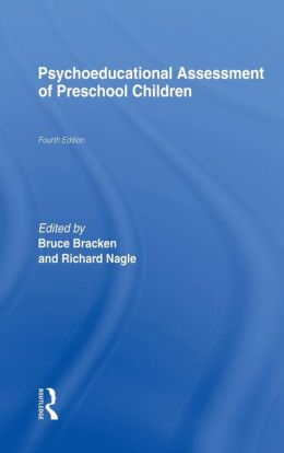 Psychoeducational Assessment of Preschool Children