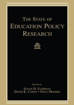 The State of Education Policy Research