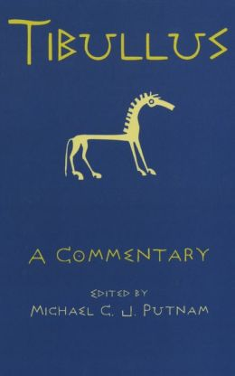 Tibullus: A Commentary