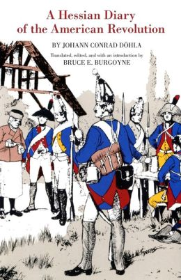 Hessian Diary of the American Revolution