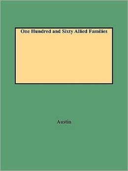 One Hundred And Sixty Allied Families