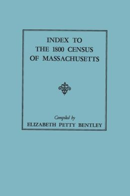 Index to the 1800 Census of Massachusetts